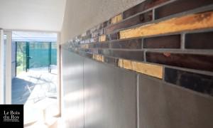 Frise bronze de certaines Luxes et Prestiges - Le Bois du Roy
