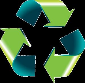 Logo recyclage - Le Bois du Roy